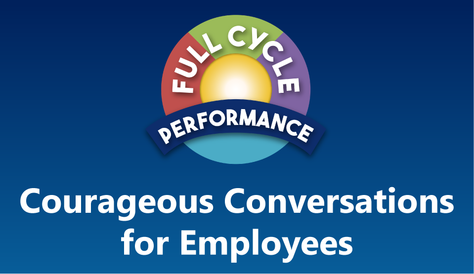 Courageous Conversations Workshop for Employees