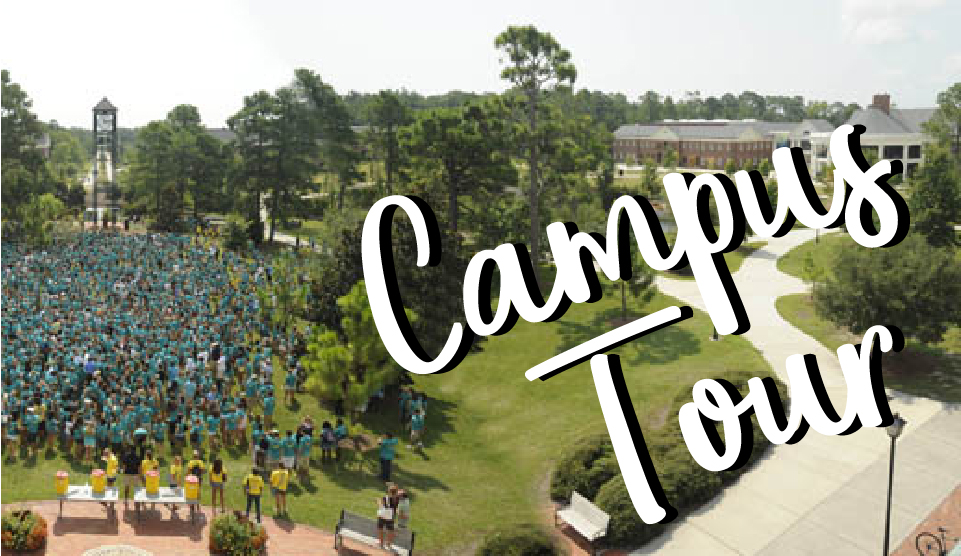 Campus Tour for New Employees