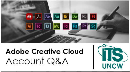 Adobe Creative Cloud Account Q&A
