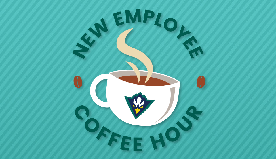 New Employee Coffee Hour: UNCW Treasure Hunt