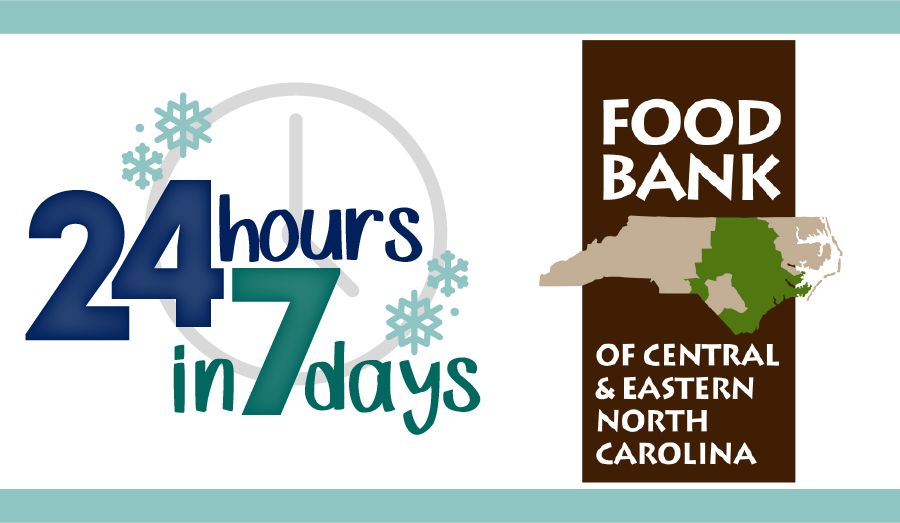 Staff Community Service: Food Bank Of NC