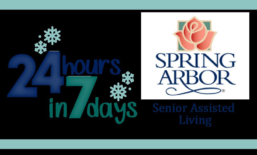 Staff Community Service: Spring Arbor