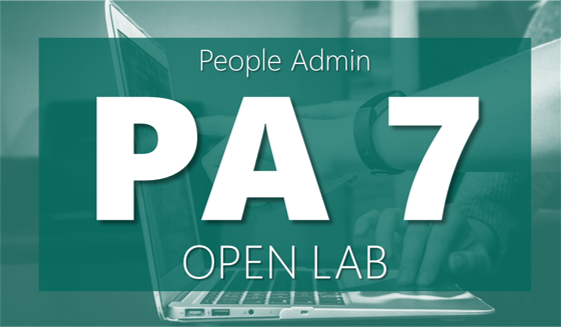 PeopleAdmin Open Lab