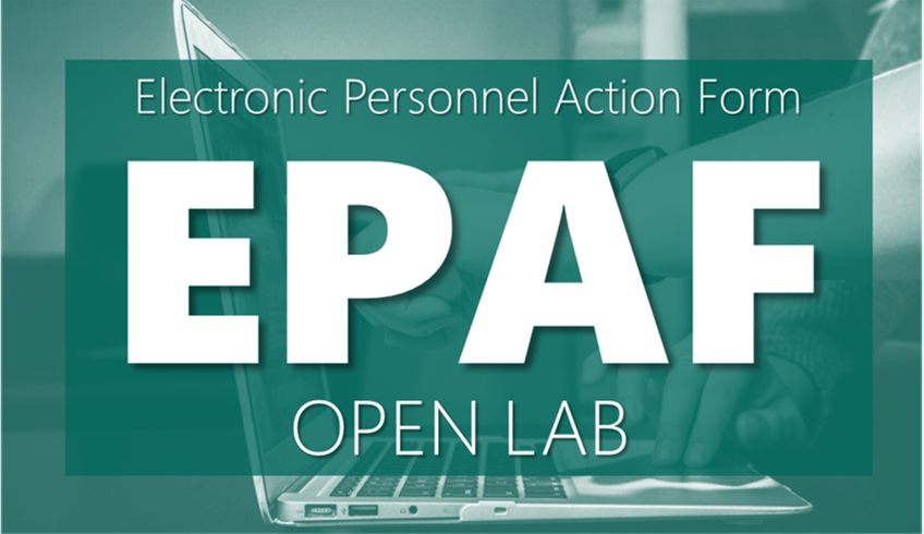 EPAF Open Lab