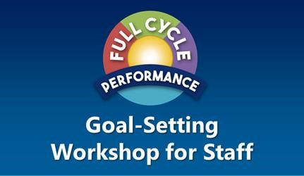 Goal-Setting Workshop for Staff: Virtual
