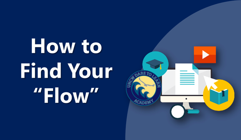"How to Find Your ""Flow"""