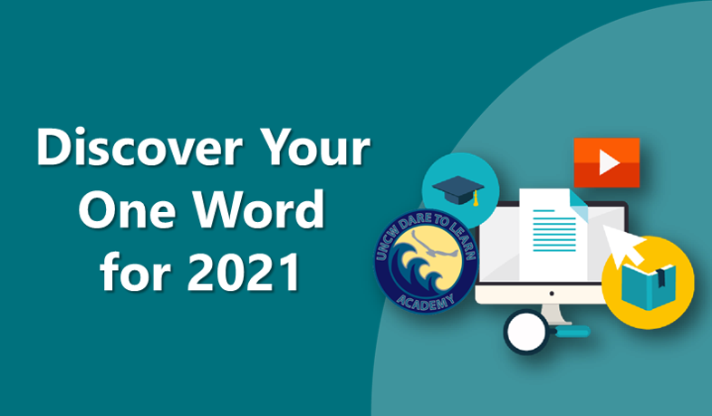 Discover Your One Word for 2021 that Could Change the World