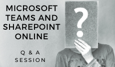 Microsoft Teams and SharePoint Online Q&A