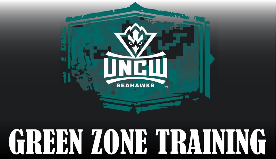 Green Zone Training