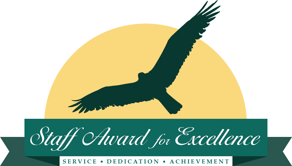 2021 Staff Award for Excellence Ceremony